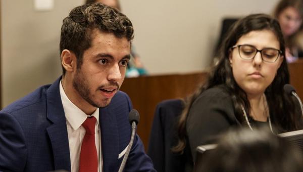 Alunos da Escola de Direito conquistam prêmio internacional de mediação