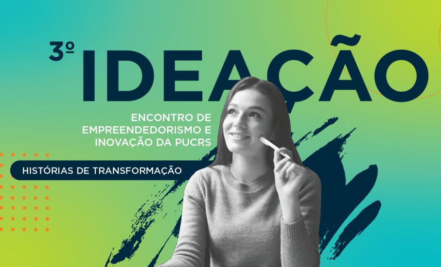 ideação, banner notícia