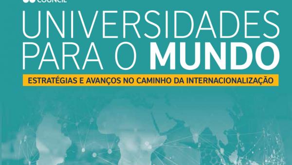 PUCRS é destaque em publicação do British Council sobre internacionalização