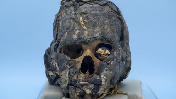 Exposição gratuita apresenta múmia egípcia ao público