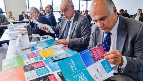 Pacto Alegre define projetos para inovação da gestão pública