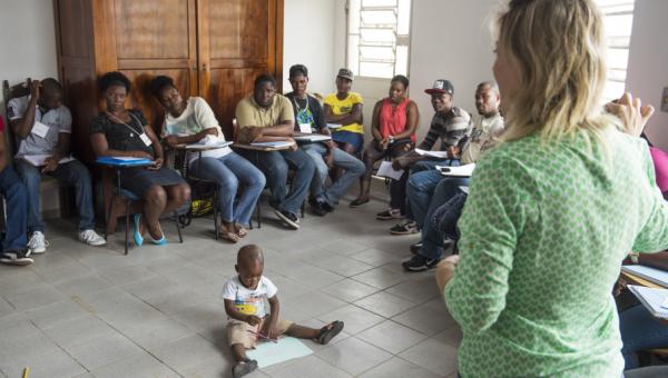 Universidade promove acolhimento e apoio a imigrantes e refugiados