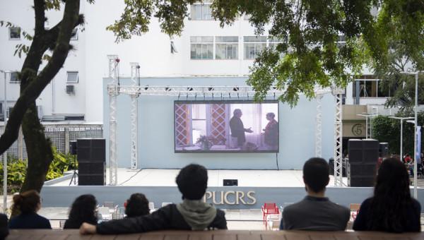 Produções cinematográficas da Famecos ganham um dia inteiro na Rua da Cultura