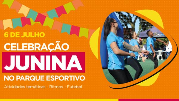 Parque Esportivo organiza festa junina
