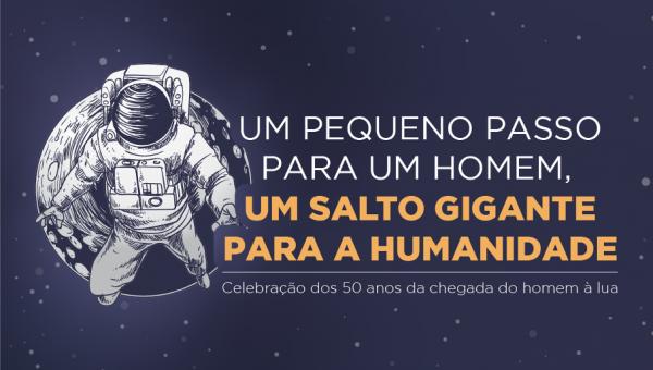 Observatório Astronômico celebra 50 anos do homem na Lua