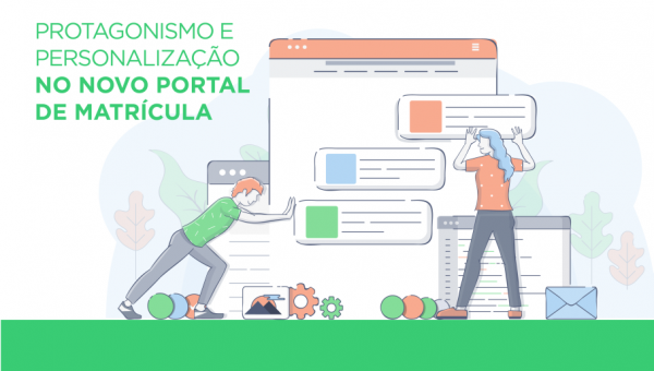 Novo Portal de Matrícula incentiva protagonismo do estudante