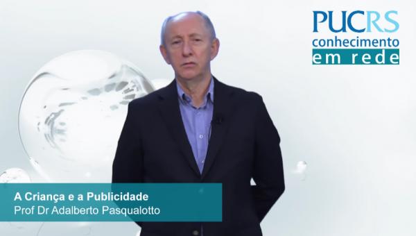 Novo vídeo do Conhecimento em Rede aborda crianças e publicidade