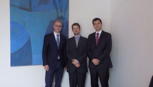 Concedido primeiro título de doutor em cotutela entre PUCRS e Alemanha