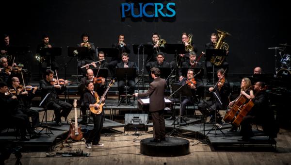 Orquestra da PUCRS celebra o mês da mulher