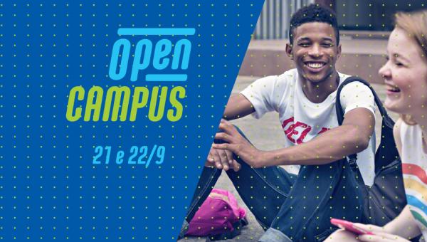 Open Campus: oportunidade única para experimentar os diferenciais da PUCRS