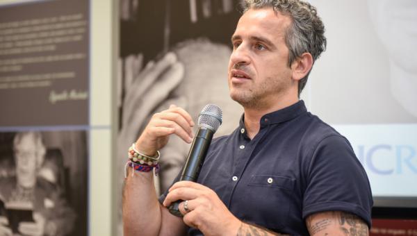 José Luís Peixoto debate diferentes perspectivas das artes