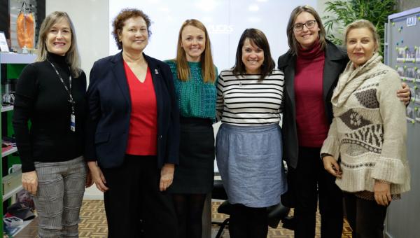 Professoras da Colômbia, EUA e Brasil discutem ensino superior