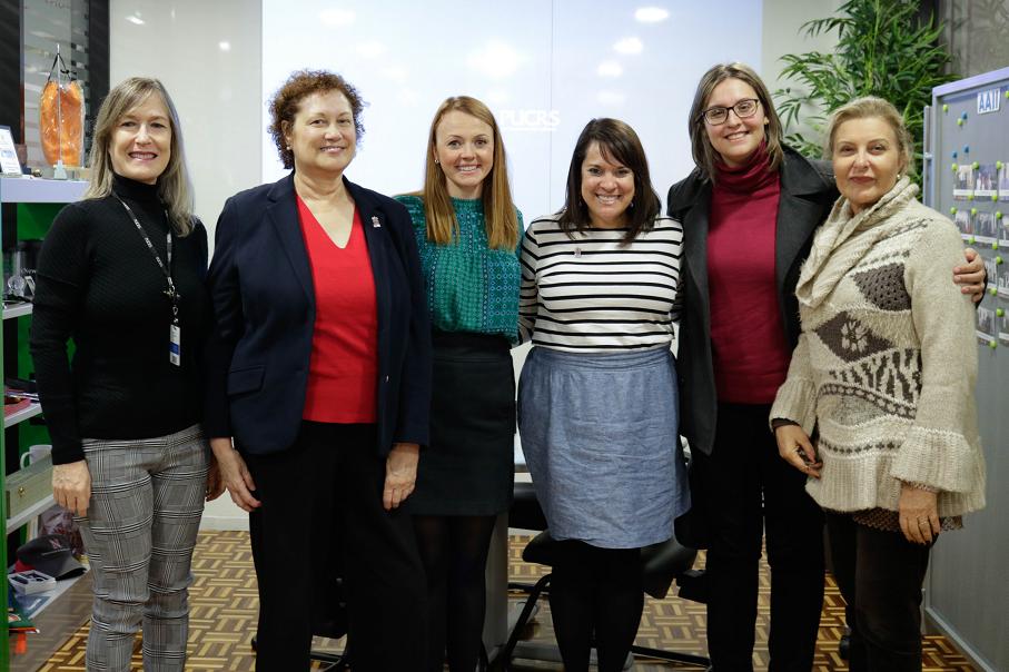 Universidade do Texas,UTexas,Patricia Somers,Marilia Morosini, Topics in Higher Education: Brazil, Colombia and USA dialogs