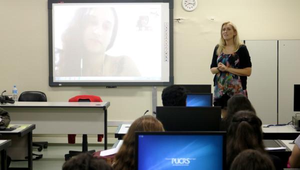 Representante da Mary Immaculate College apresenta oportunidades na Irlanda