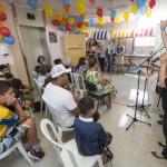 feira do livro infantil, HSL, hospital são lucas, pediatria, literatura, leitura, crianças, voluntariado, voluntários, voluntárias, pastoral