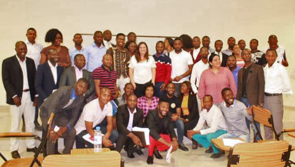 School of Humanities professors deliver lectures in Angola