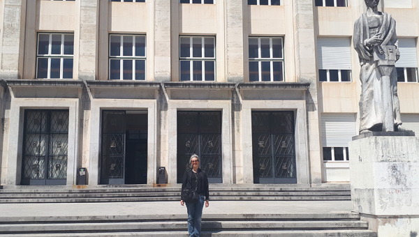 Creative Writing student to begin doctoral internship at Universidade de Coimbra