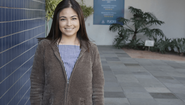 Chilean student describes life as intern at PUCRS