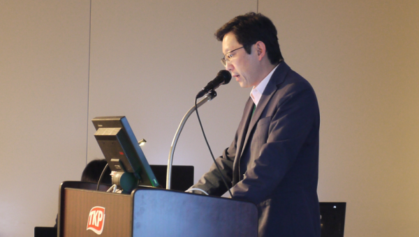 PUCRS Professor represents Brazil in conference in Japan
