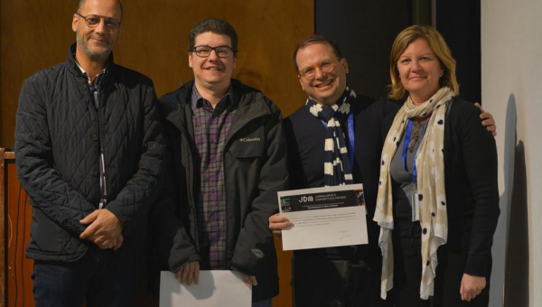 PUCRS researchers earn recognition in journalism congress for mobile devices
