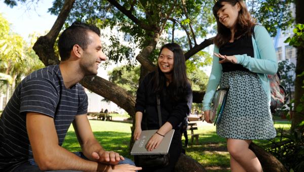 Programa Amigo Universitário acolhe alunos intercambistas