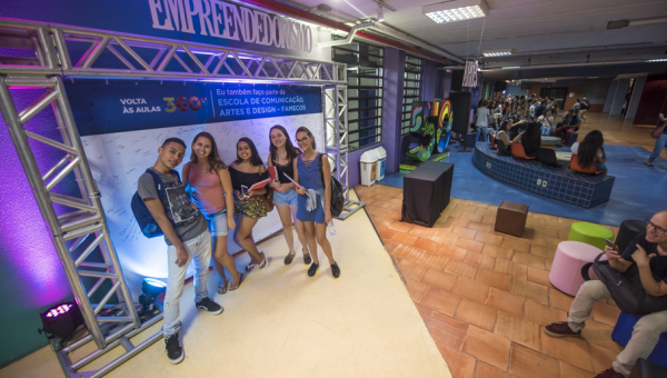 Lounges das Escolas oferecem atrações na volta às aulas