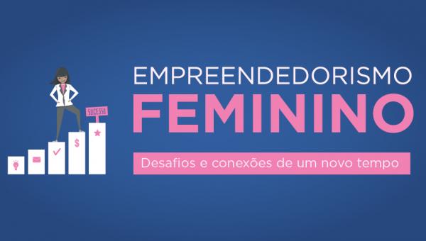 Encontro sobre empreendedorismo feminino ocorre em 26 de junho