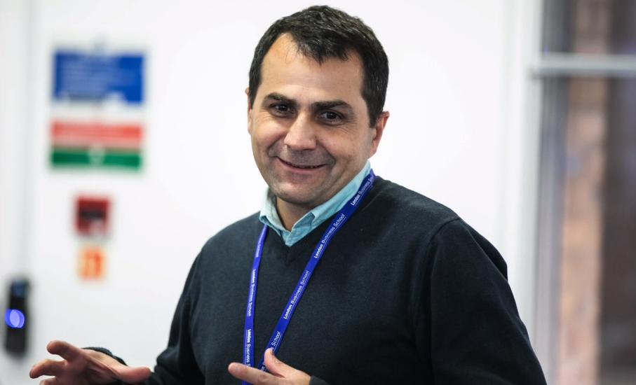 Professor André Duhá participando do ITP