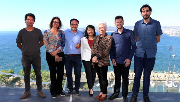 PUCV and PUCRS cooperate in project Students 4 Change