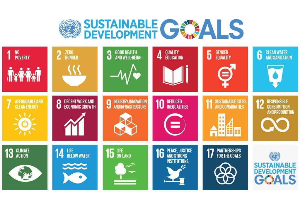 UNITED NATION 2030 Agenda for Sustainable Development