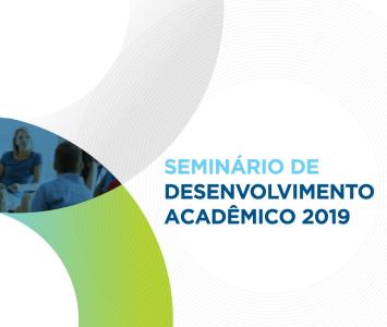 Seminário de Desenvolvimento Acadêmico 2019