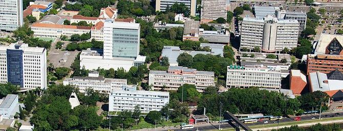 Overview of the Campus - Porto Alegre