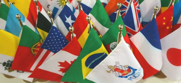 Countries, Flags