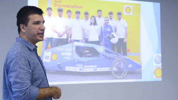 Project Feng Eco Racing presented in Argentina