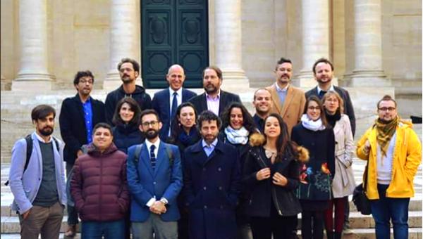 PUCRS joins seminar at Université Paris-Sorbonne