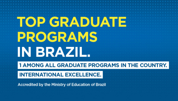 PUCRS earned national recognition by Federal Agency of Evaluation and Support of Graduate Education