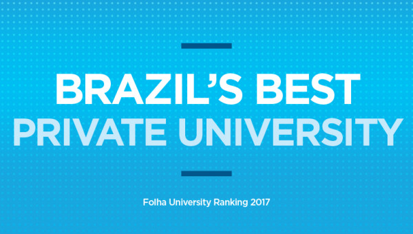 PUCRS ranked as best private university in Brazil