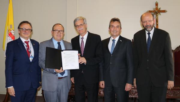 PUCRS and University Tübingen extend Pró-Mata agreement
