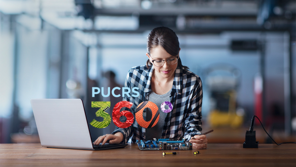 PUCRS 360º introduces the University in transformation