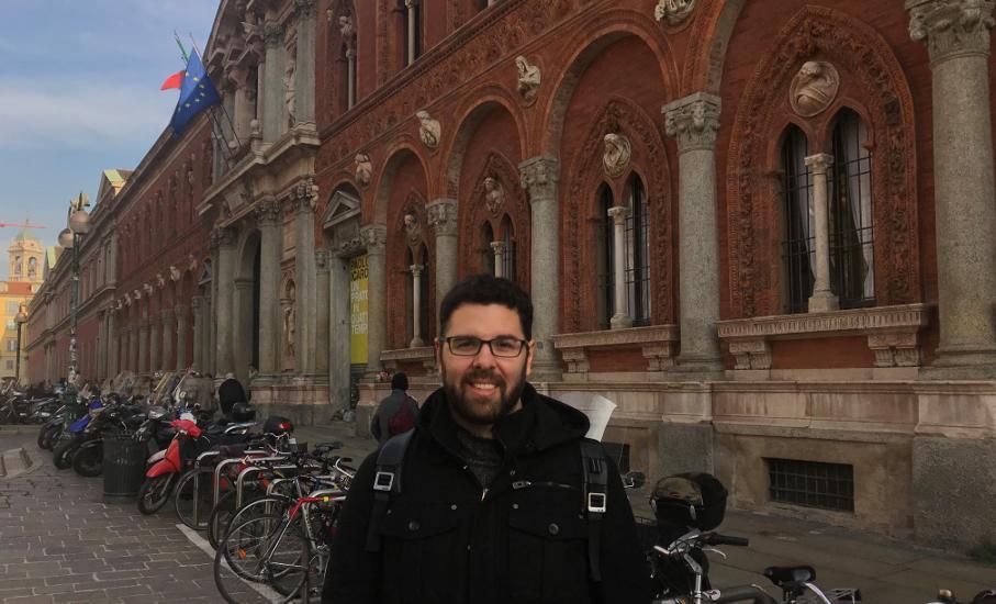 Rodrigo Grassi at Università degli Studi di Milano