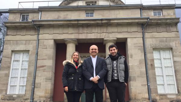 PUCRS' Graduate Program in Social Sciences makes its presence felt in German universities