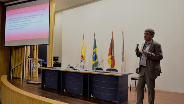 International Congress of Sociolinguistics at PUCRS