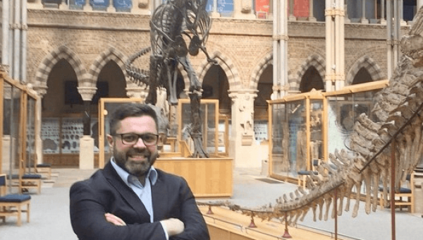 PUCRS' Professor gives lecture at University of Oxford