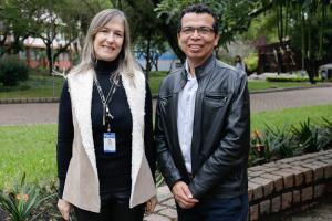 Cristian Melendez - Universidade Católica de El Salvador