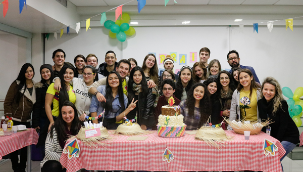 Festa Junina for international students