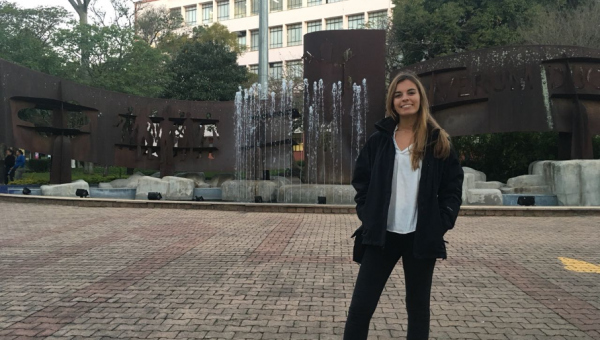 UAM graduate does research internship at PUCRS