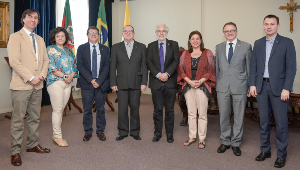 Universidad de la Frontera seeks cooperation in health studies