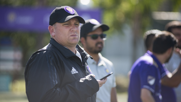 Director of Soccer Institute at Montverde Academy visits PUCRS