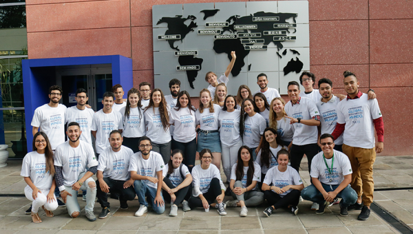 International students say goodbye to PUCRS