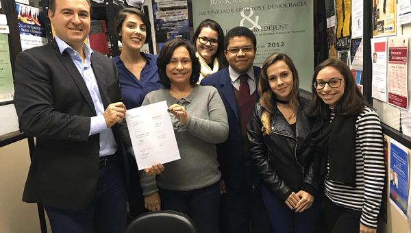 PUCRS Law School group helps international court reach verdict in Herzog case